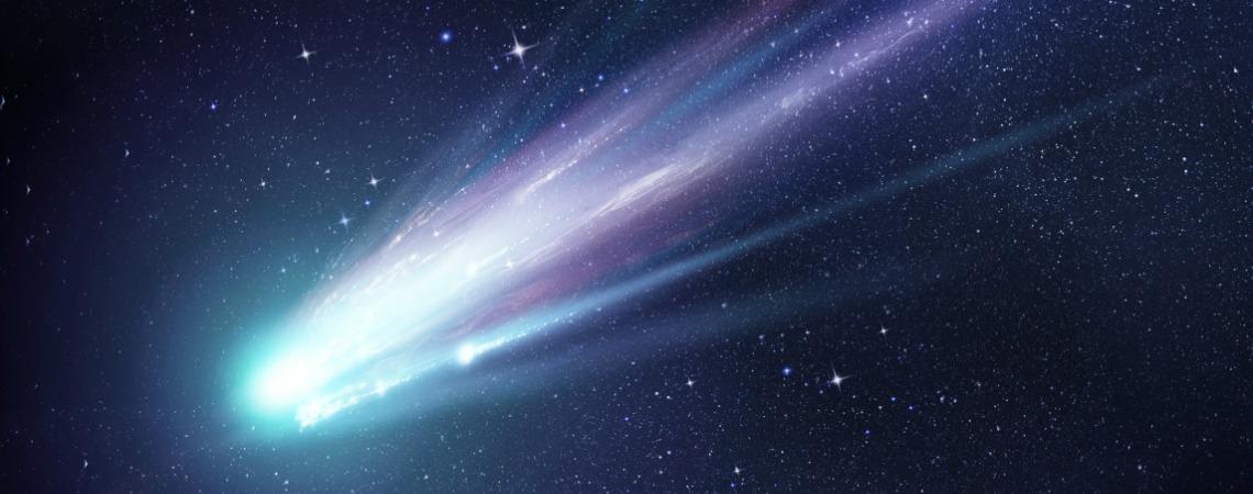A Singing Comet?