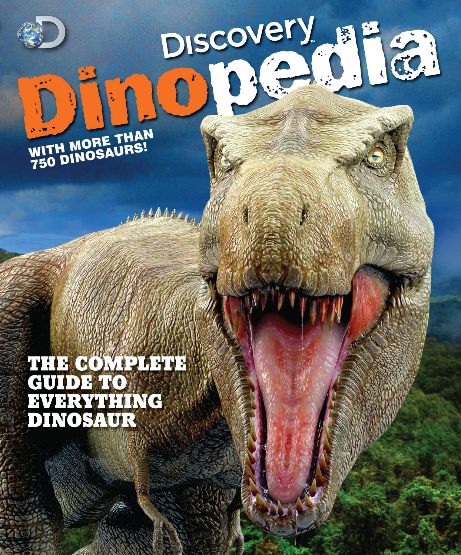 DINOPEDIA-book cover
