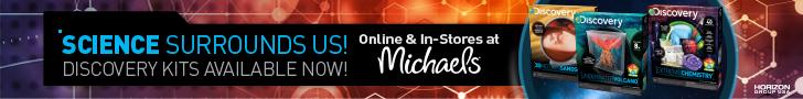 Michaels 728x90