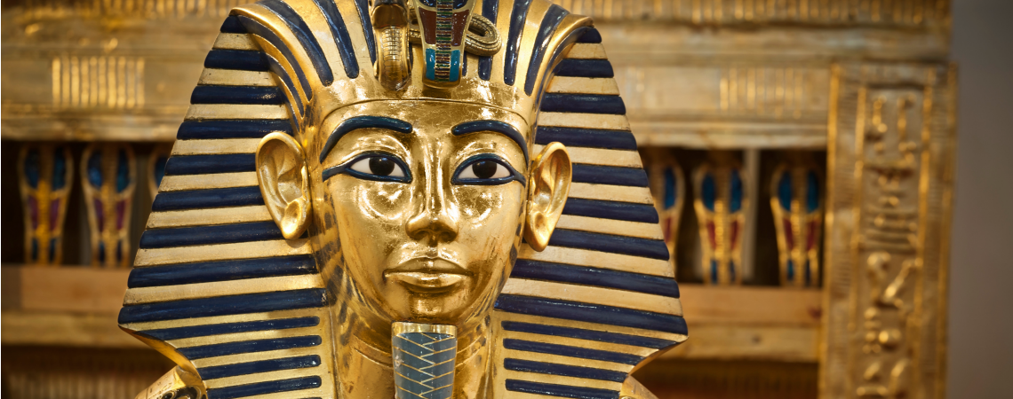 A secret chamber in King Tut's tomb?