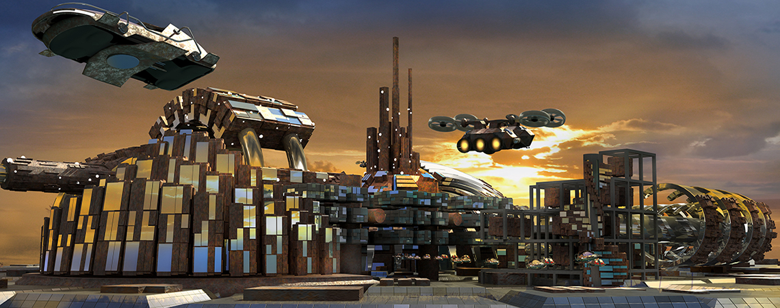 Find out the best location for the first space colony