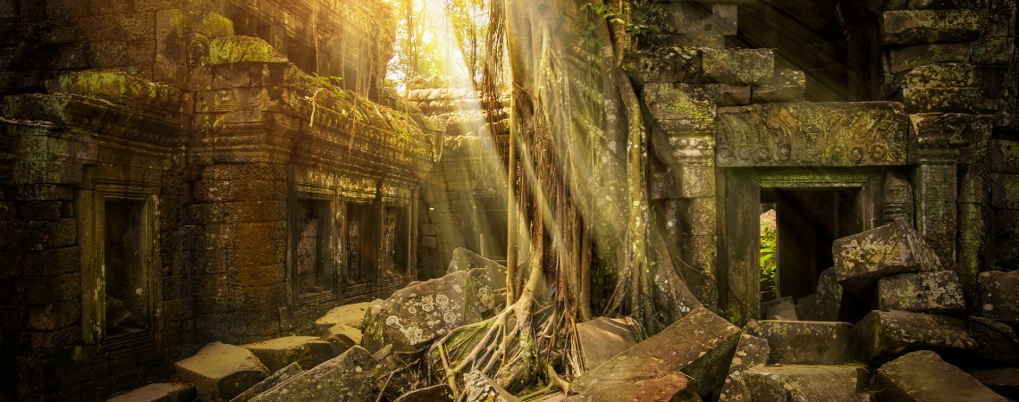 Take A Tour Of The Cambodian Temple, Angkor Wat.