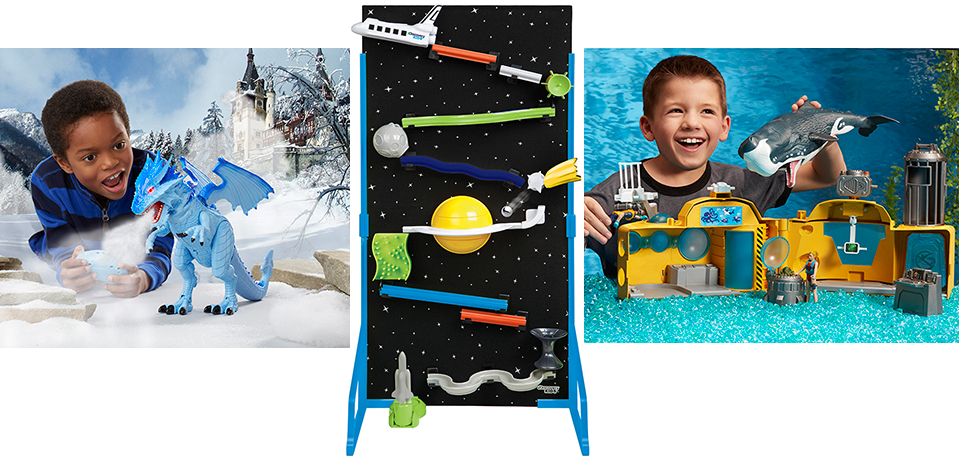 Discovery Kids Holiday 2014 Twitter Giveaway