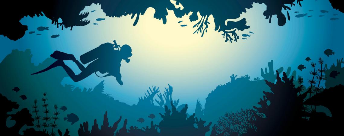 Deep Sea Diver - 11140x450