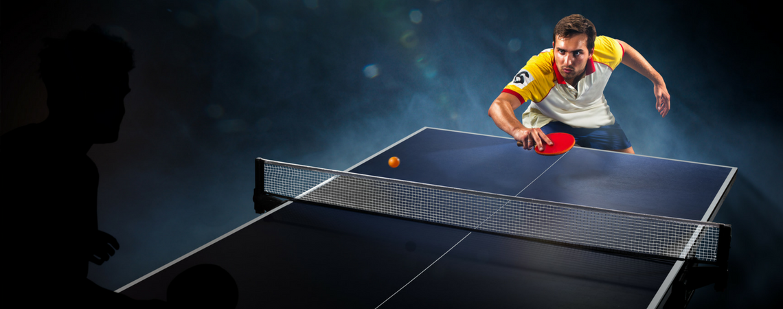 What Would it be like to Play Ping Pong in Space?