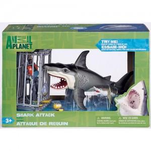 Shark Attack Playset