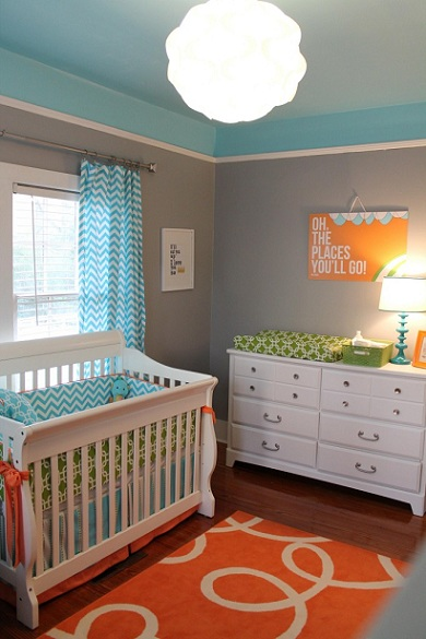 10 Gender Neutral Nurseries for Stylish Baby Boys or Girls | Discovery ...