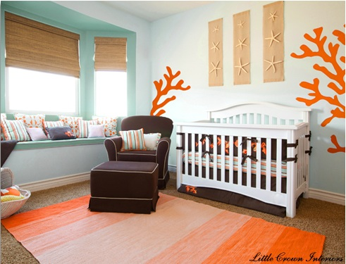 10 gender neutral nurseries for stylish baby boys or girls