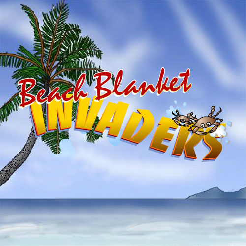 Beach Blanket Invaders