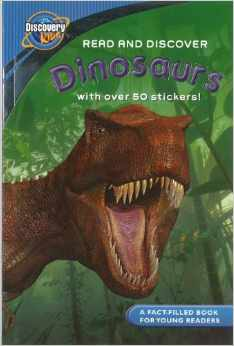 Dinosaurs with Stickers