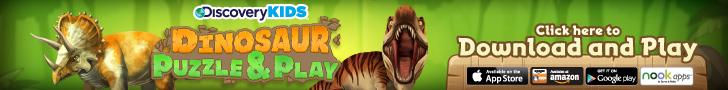 DiscoveryKids_DinosaurPuzzlePlay_WebBanners_728x90