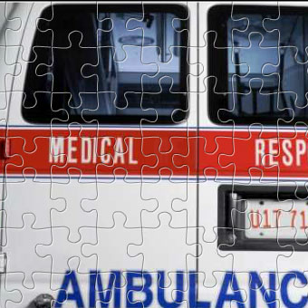 Emergency Vehicle Puzzles