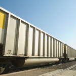 Freight trains help keep the country running smooth by delivering materials and goods all across the nation.
