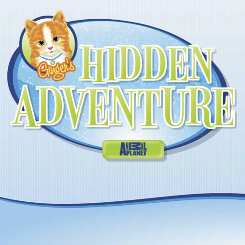 Gingers Hidden Adventure