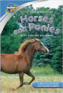 Horses and Ponies with Stickers