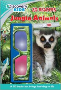 Jungle Animals 3D Reader