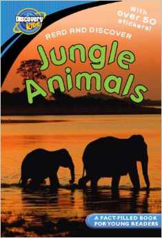 Jungle Animals Paperback