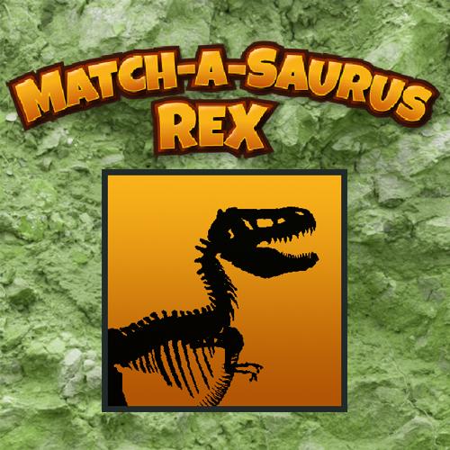 Match-A-Saurus Rex