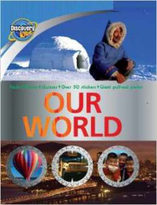 Our World with Poster