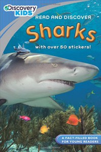 Sharks with Stickers