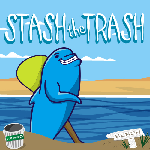Stash The Trash