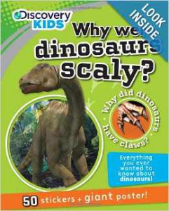 Why Were Dinosaurs Scaly with Poster