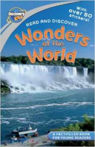 Wonders of the World with Stickers