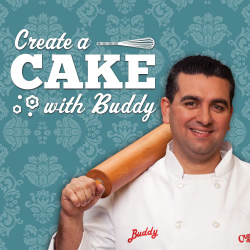 Cake Boss: Creat a Cake with Buddy