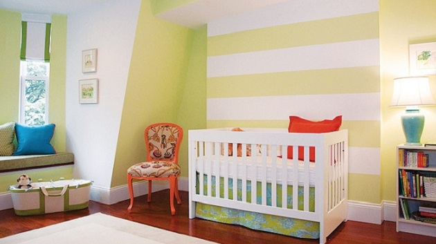 Your Baby S Room Once He Or She Arrives And When It Mixed With White Like Is Here Offers A Crisp Classic Look That Will Never Go Out Of Style